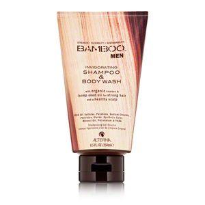 5+++ | Testpiloterna  Recension av Bamboo Men Shampoo & Body Wash