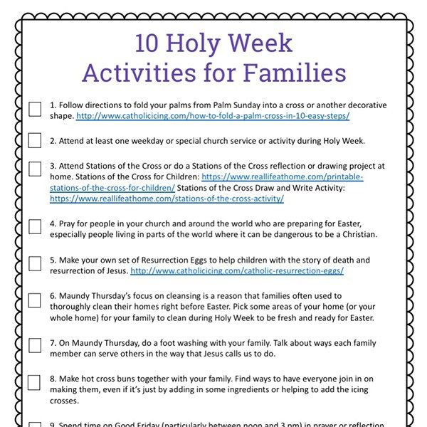 photograph regarding Holy Week Activities Printable titled Catholic Printables Index Site Spouse and children Holy 7 days for small children