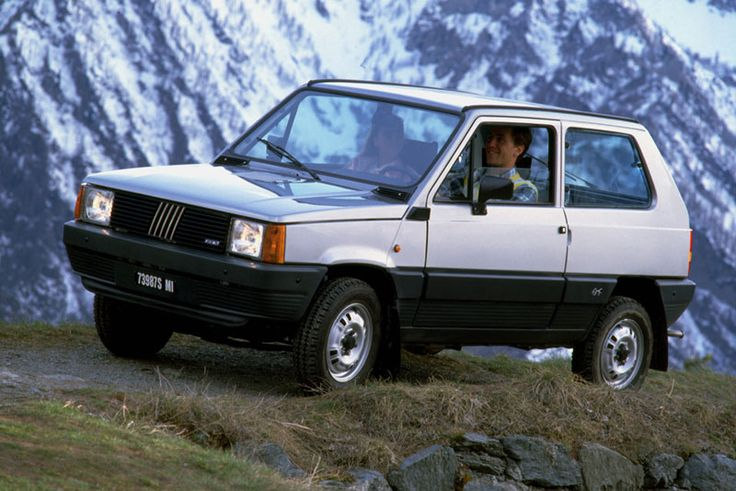 ...That could totally be Ted and 1 in Ved's Fiat Panda 4x4. But instead of smiles it would be terror, us wondering if the breaks are going to work as we start our trip DOWN the trail. Next year we will drive a Skoda but I have a feeling it won't be nearly as memorable.
