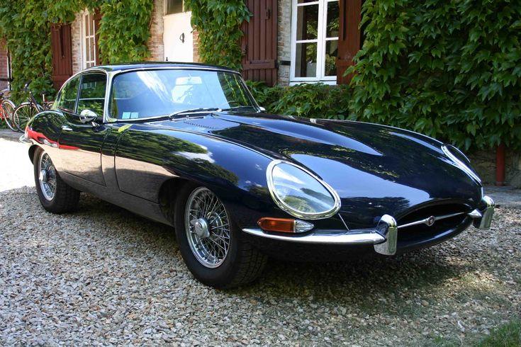 Jaguar E-Type, 1966