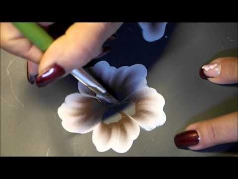 ARTE BRASIL -- ANA MARIA GUIMARÃES -- MARATONA DE PINCELADAS (28/09/2010 - Parte 2 de 2) - YouTube