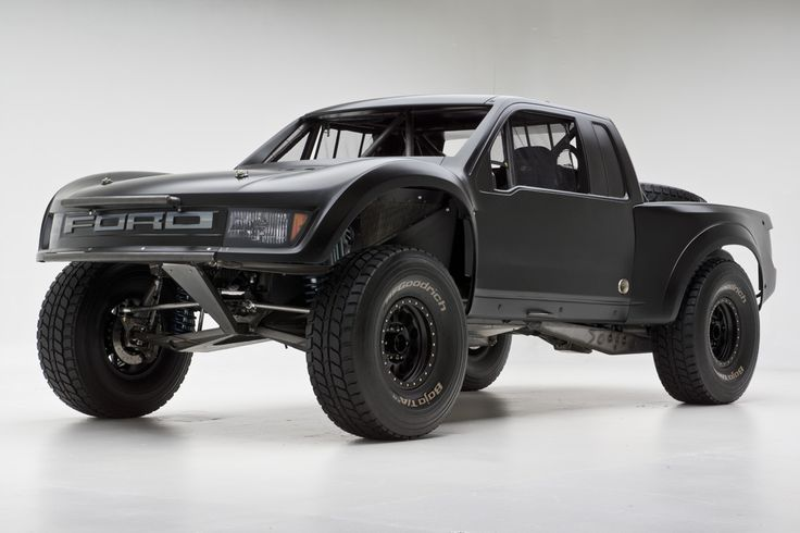 The Jimco Trophy Truck is top of the food chain in off-road vehicles