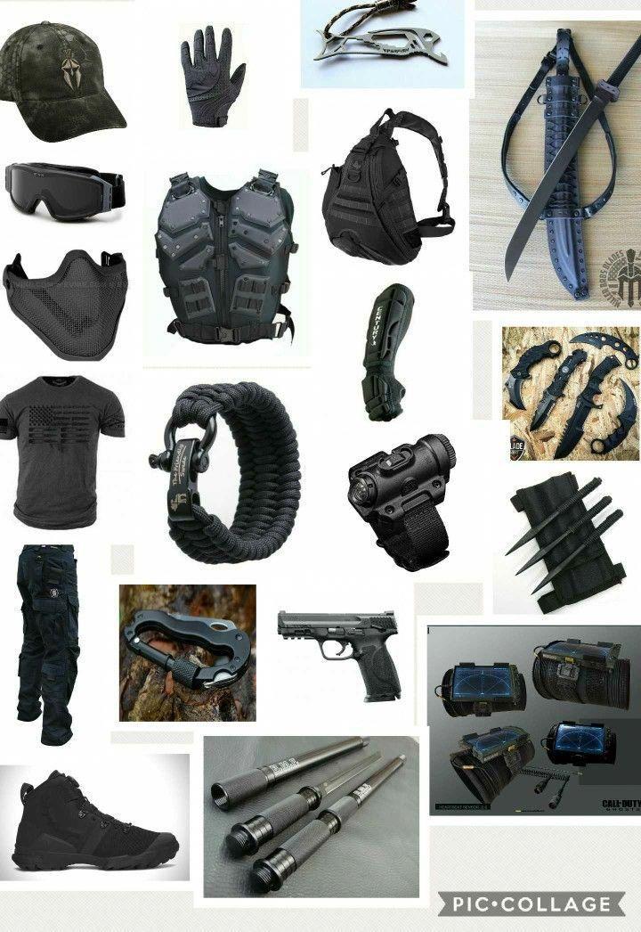 Одежда на случай апокалипсиса фото
