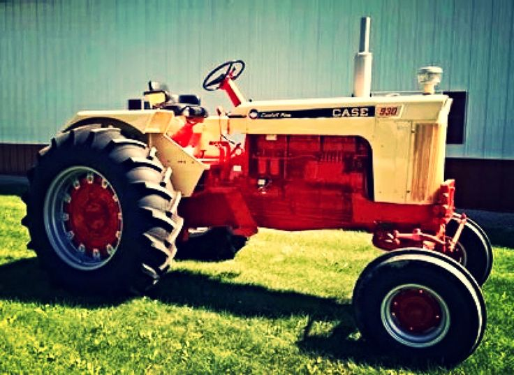 Case 930 Comfort King : Best case tractors and implements images on pinterest