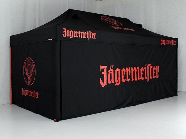 #Jaegermeister folding tent Classic