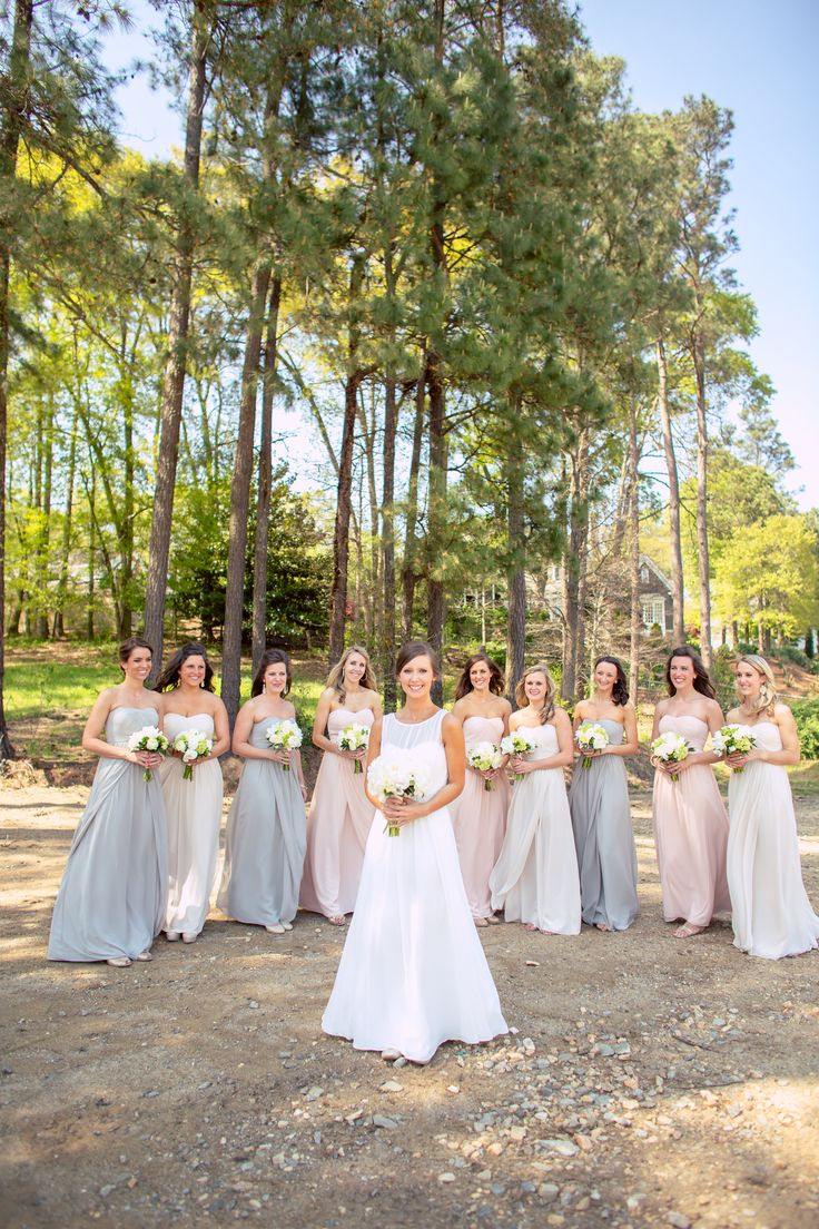 292 best aw bridesmaid inspiration etc images on pinterest jenny yoo vivienne bridal gown jenny yoo aidan bridesmaids dresses in ombrellifo Choice Image