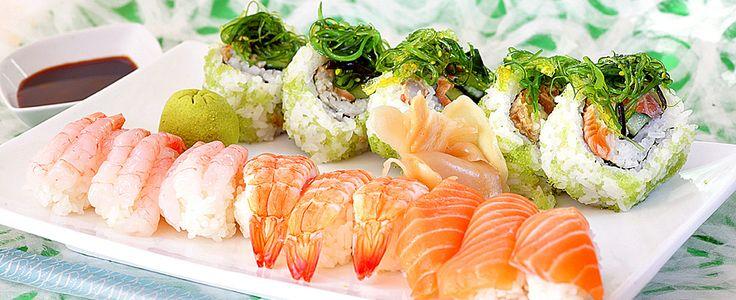 Sushi aperitif
