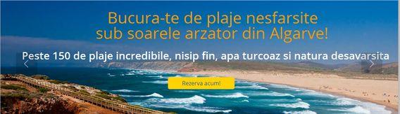 Viata in culori : Algarve- un colt de rai
