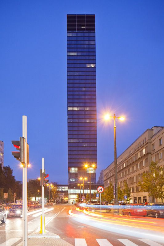 Cosmopolitan Warsaw | Poland © Piotr Krajewski pkrajewski.pl
