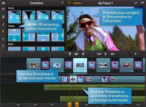 Avid Studio, Edit your movies with your iPad. Free now.: De Apples, Edita Videos, Ipad Videos, Free App, Apples Merkez, Movie Editing, Editing App, Editing Videos, Pinnacle Studios