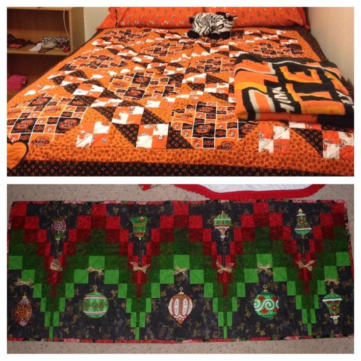 Quilt Patterns For College Students : 113 best images about College quilt ideas on Pinterest 24 blocks, Fleece fabric and Patterns