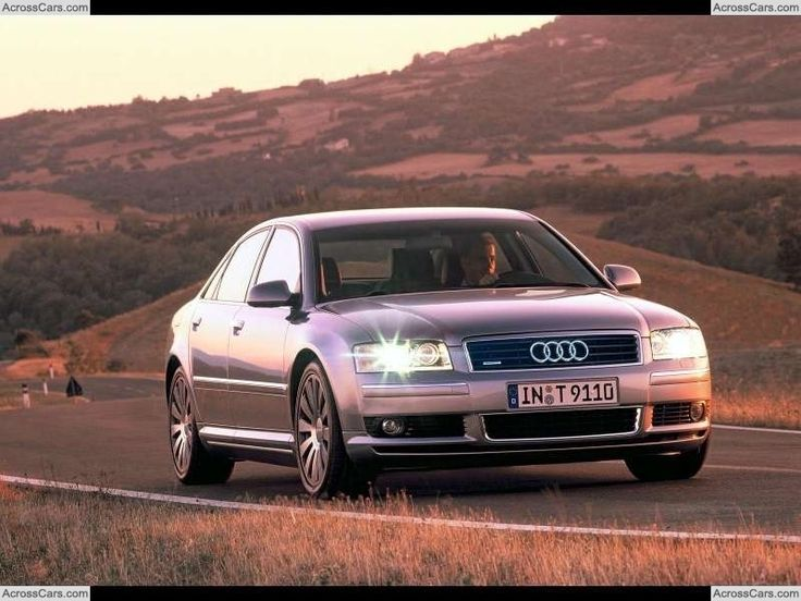Audi A8 4.2 quattro (2004)