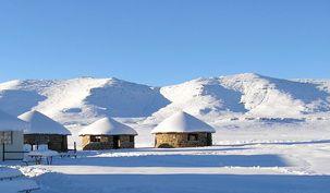 Lesotho, sweet home!