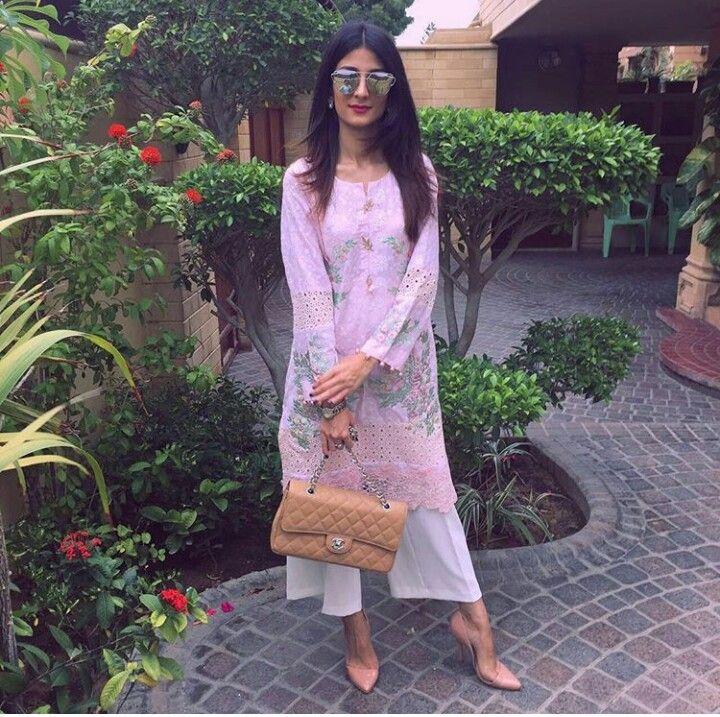 Pakistani Eid outfit by Ansab Jahangir.