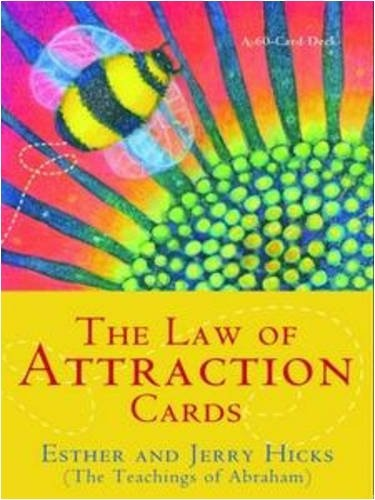 Bestseller Books Online The Law of Attraction Cards Esther Hicks, Jerry Hicks $10.85  - http://www.ebooknetworking.net/books_detail-1401918727.html
