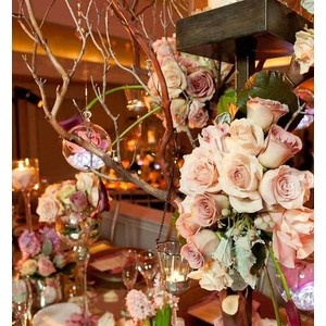 Platinum Weddings florals