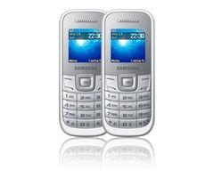 Samsung E1200 Doppelpack / Ohne Vertrag für 60 Euro.- -->> http://www.go-kleinanzeigen.de/smartphones-ipad/smartph-zubehor/samsung-e1200-doppelpack-ohne-vertrag_43