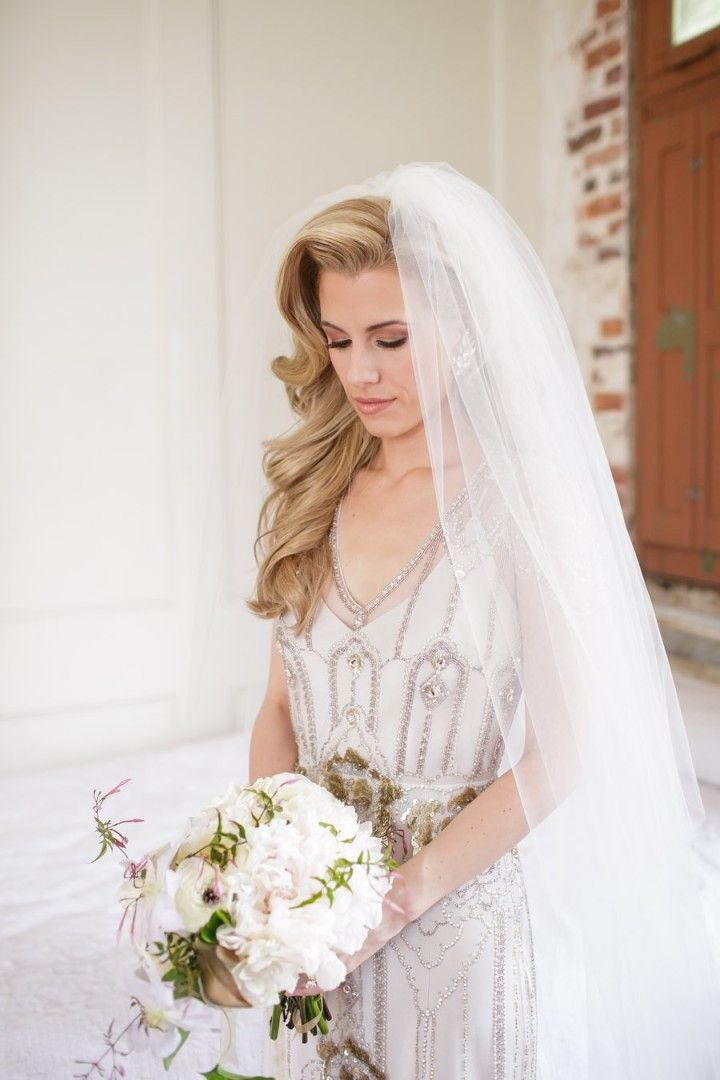 Golden opulence at new orleans wedding wedding dresses for New orleans wedding dresses