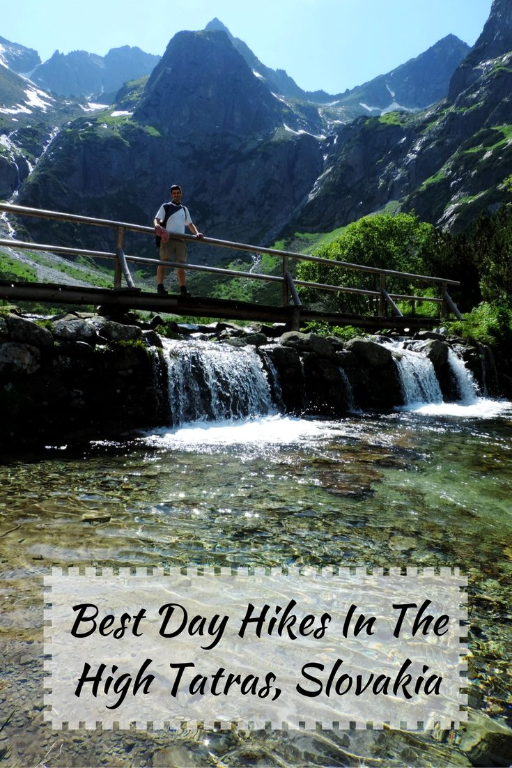 Best Day Hikes In The High Tatras, Slovakia