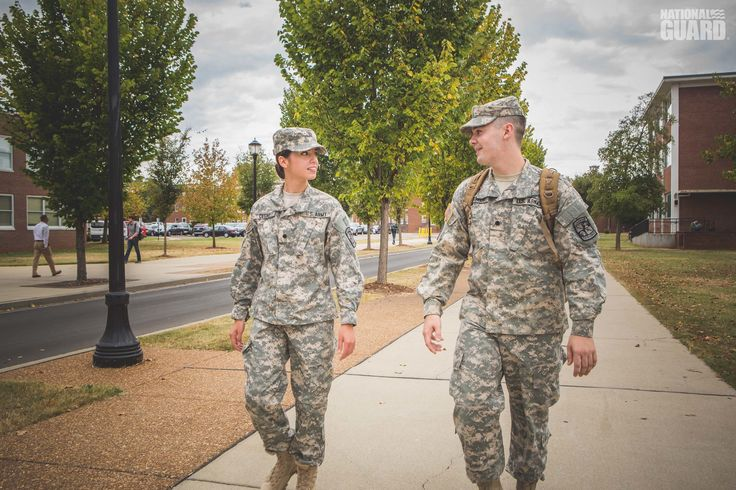 Did you know? The Guard offers education programs and assistance for every type of student, whether you're in high school, attending college, or are interested in a vocational certification.