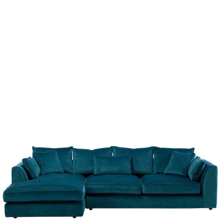 Harrington Large LHF Chaise|Corner Sofas|Living Room