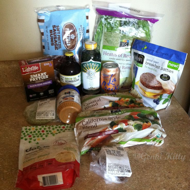Whole Foods Market Vegan Grocery Haul