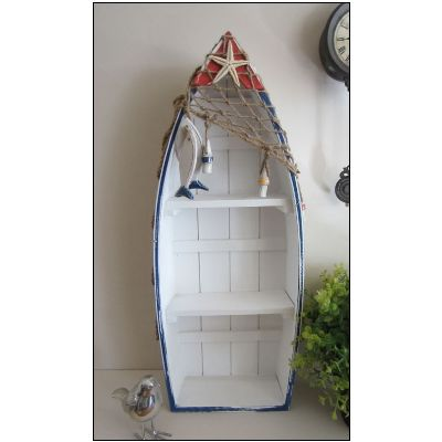 Amazing Details About Nautical Wooden Cabinet 4 Drawer Chest Unit Storage