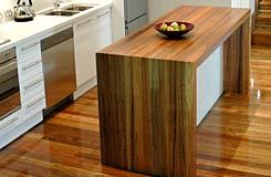 Glulam Timber Benchtops for Kitchen Renovations & Bathroom Renovations - Dale Glass Industries
