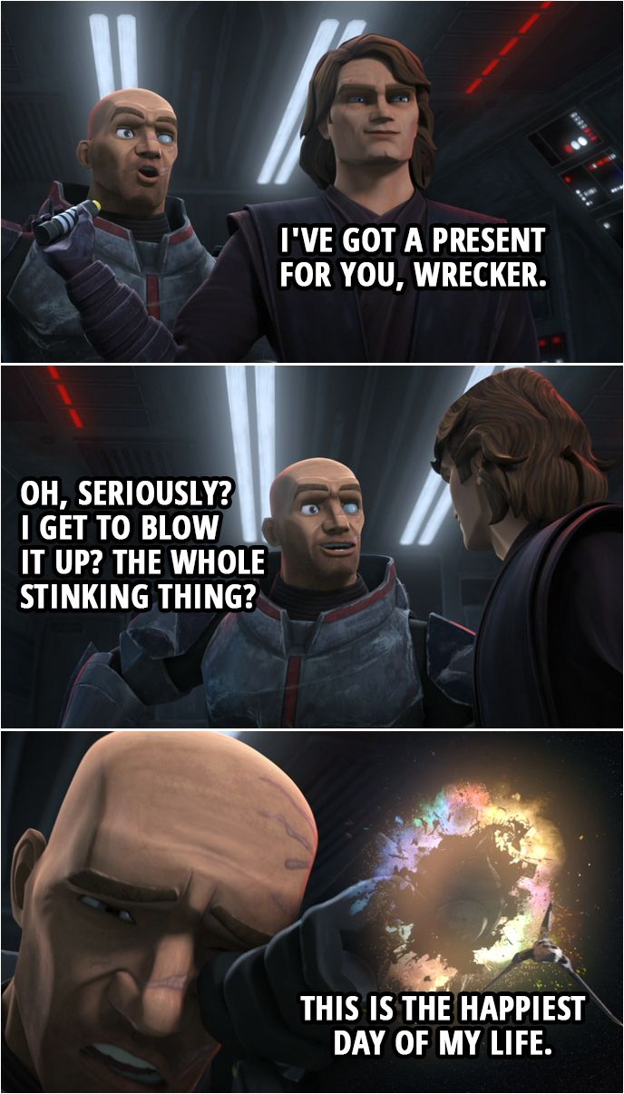 100 Best Star Wars The Clone Wars Quotes This Is A Pivotal Moment Scattered Quotes In 2020 Funny Star Wars Memes Star Wars Geek Star Wars Jokes
