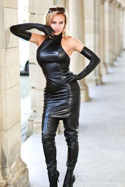 Leather Leathergloves Google Lederbekleidung
