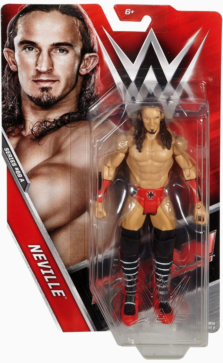 Neville - WWE Series 68 Toy Wrestling Action Figure