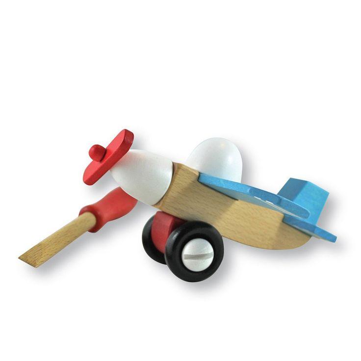 Discoveroo Plane Construction Set