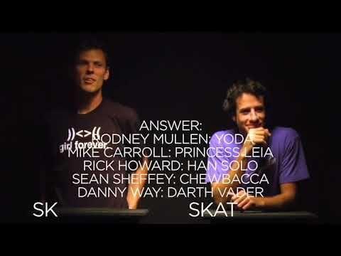 "TransWorld SKATEboarding's ""Skate Nerd"": Rick Howard vs. Mike Carroll | GrindTV – GrindTV: GrindTV – In another classic episode of…"