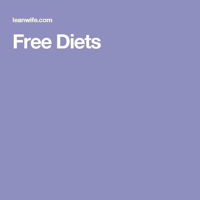 Free Diets