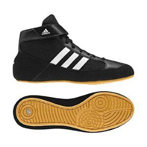 Adidas Wrestling Laced Wrestling Shoe