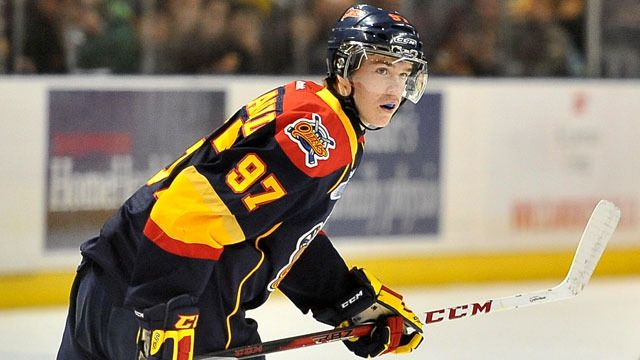 Connor McDavid - 15 year old Phenom impresses in OHL