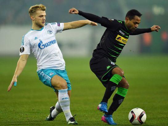 Bor. Mönchengladbach - FC Schalke 04 2:2