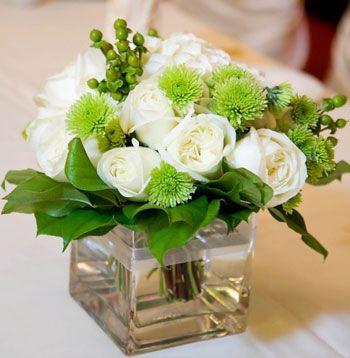 Flowers Small Wedding Centerpieces