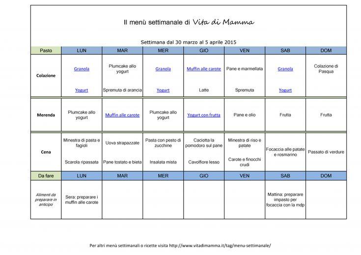 Vitadimamma_menu_settimanale_30_marzo_5 aprile_2015