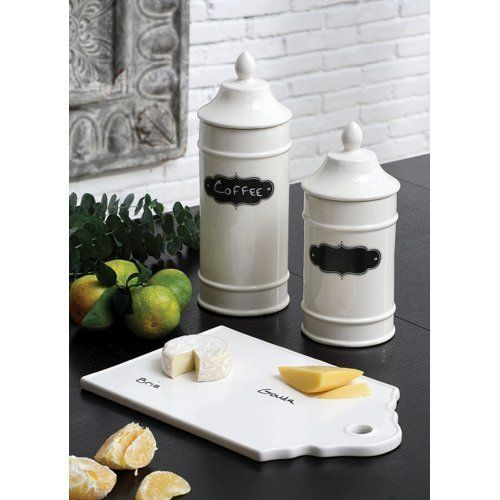 Candy Kitchen Frederick Md: Ceramic Apothecary Style Jar With Chalkboard Front By Creative Co-op, Http://www.amazon.com/dp