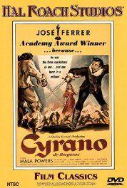 Cyrano de Bergerac (1950) Poster