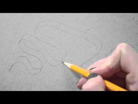 ▶ Draw Tip Tuesday - Drawing a Ribbon - YouTube