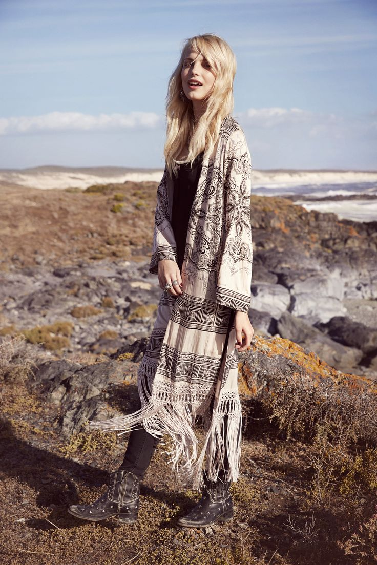 Odd Molly | FW15 Grassland Kaftan | Campaign | Fashion | Design  | Boho | www.oddmolly.com