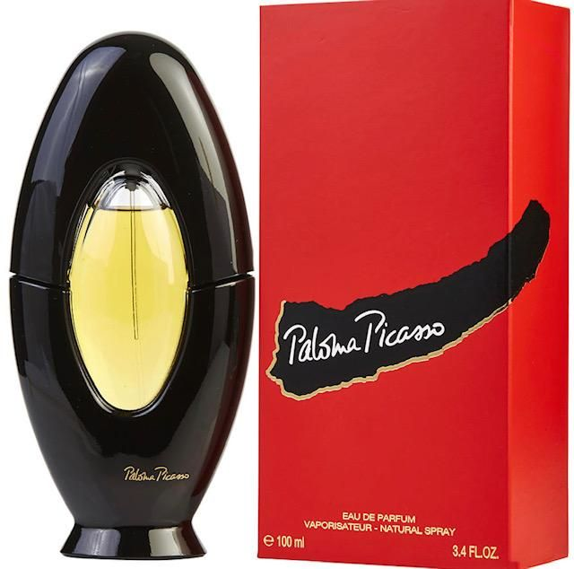 Paloma Picasso eau de parfum is like many women: elegant and complex. Jewelry and fragrance designer Paloma Picasso, daughter of the iconic Spanish artist Pablo Picasso. This Mediterranean-influenced floral fragrance starts with notes of spicy, woody coriander and sweet angelica and yields to a heart featuring sweet jasmine and ylang-ylang. Complex base notes include smooth sandalwood, creating a soothing, lingering scent. Add this eau de parfum spray to your scent wardrobe and enjoy the… Perfume Diesel, Perfume Bottles, 212 Vip, Good Girl, Lolita Lempicka, Miss Dior, Revlon, Paloma Picasso, Packaging