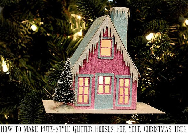 161 best Christmas Houses images on Pinterest  Christmas houses