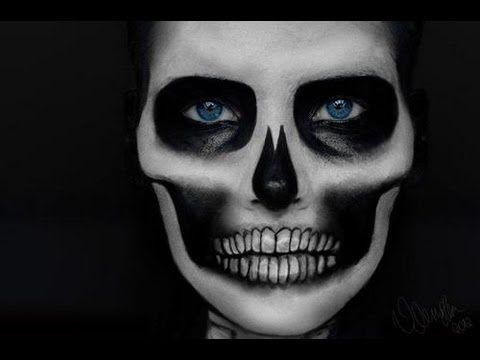 Black Widow Spider Costume Ideas | Maquillaje Halloween Para Niños Calavera Mexicana - AgaClip - Make ...