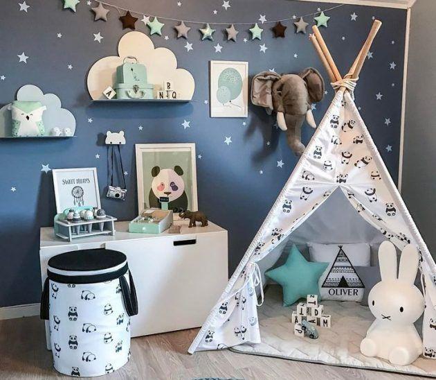 19 Atemberaubende Ideen für Kinderzimmer für jeden erschwinglich