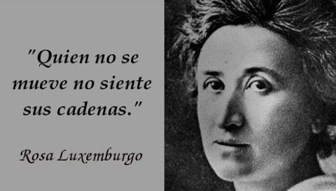 "Rosa Luxemburgo, ""La Rosa Roja"" - Cultura - Diario digital Nueva Tribuna"
