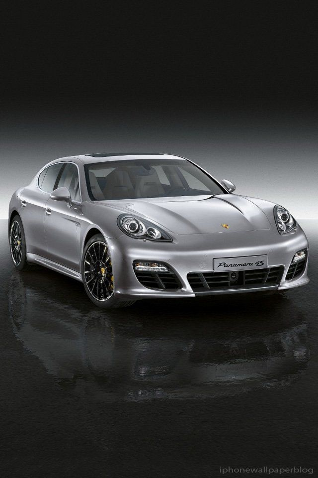 Porshe Panamera 4S-this by far has got to be the sexiest car I have ever seen, just saying.