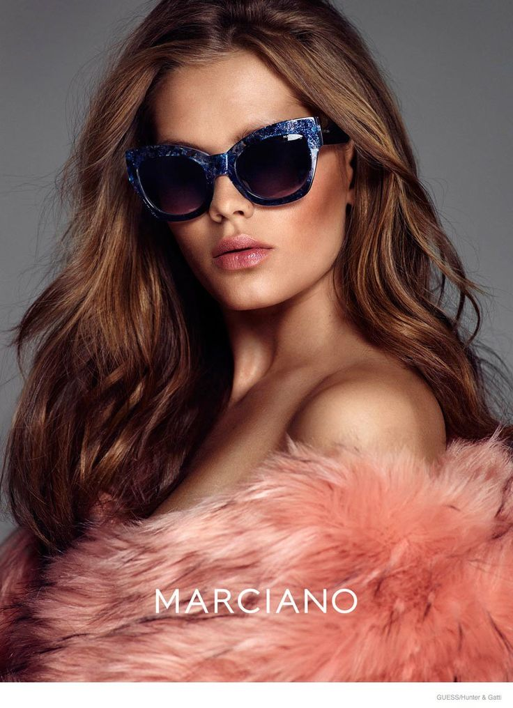 Yara, Rachel + Solveig Star in Guess by Marciano Fall 2014 Ads by Hunter & Gatti